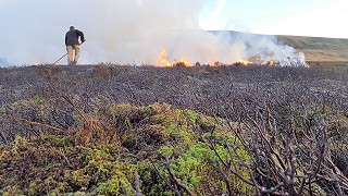 Nidderdale Keepers Release Burning Explanation Video on Facebook