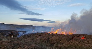 Natural England Moves to 'Ban' Rotational Burning